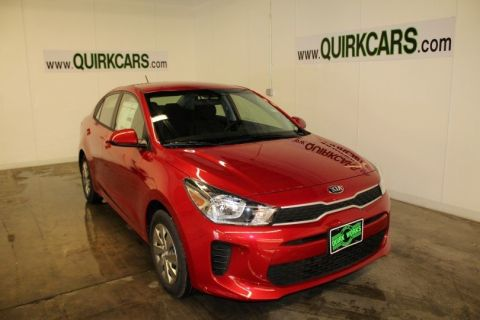 New 2018 Kia Rio S FWD 4dr Car