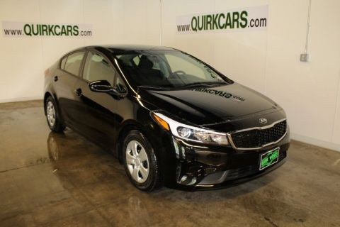 New 2017 Kia Forte LX FWD 4dr Car