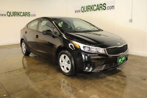 New 2017 Kia Forte S FWD 4dr Car