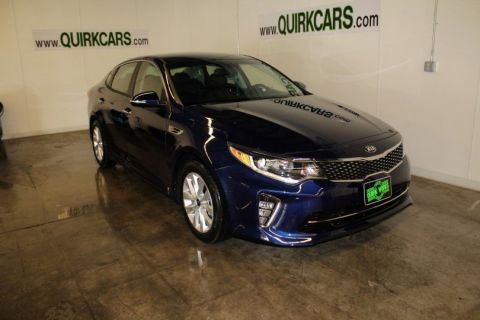 New 2018 Kia Optima LX FWD 4dr Car