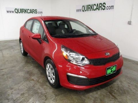 New 2017 Kia Rio LX FWD 4dr Car